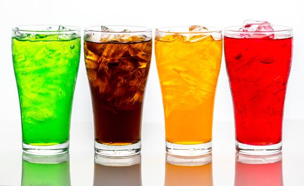 Sugary drinks